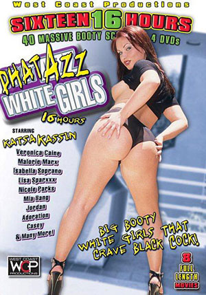 Phat Azz White Girls (4 Disc Set)