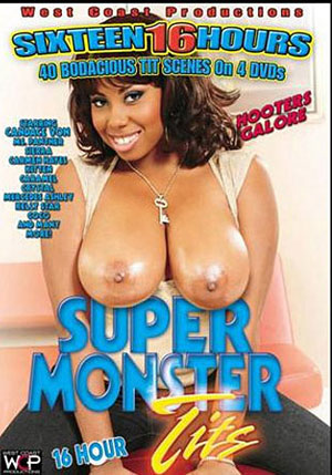 Super Monster Tits (4 Disc Set)
