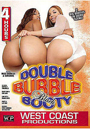 Double Bubble Black Booty