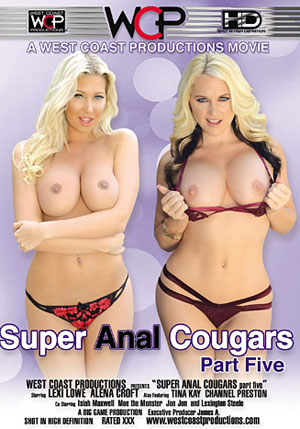 Super Anal Cougars 5