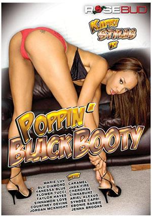 Poppin' Black Booty