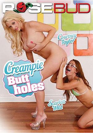 Cream Pie Buttholes