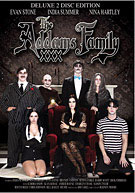 The Addams Family XXX (2 Disc Set)