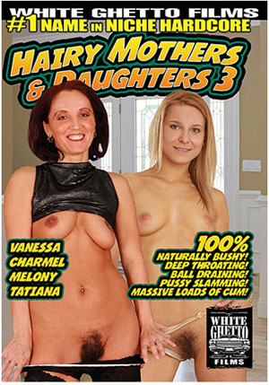 Hairy Mothers & Daughters 3