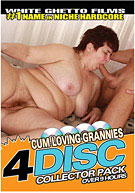 Cum Loving Grannies (4 Disc Set)
