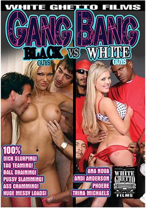 Gang Bang Black Guys Vs White Guys