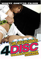 T Girl Jizz Explosion 2 (4 Disc Set)