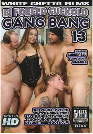 Bi Forced Cuckold Gang Bang 13