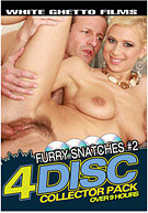 Furry Snatches 2 (4 Disc Set)