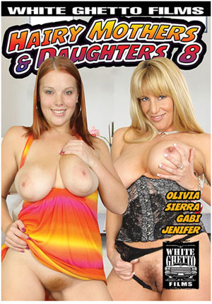 Hairy Mothers & Daughters 8