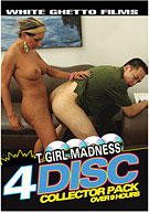 T Girl Madness 1 (4 Disc Set)