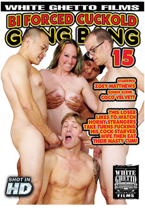 Bi Forced Cuckold Gang Bang 15