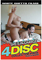She's In Charge (4 Disc Set)
