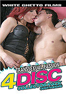 Transsexual Passion (4 Disc Set)
