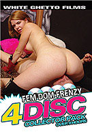 Fem Dom Frenzy (4 Disc Set)