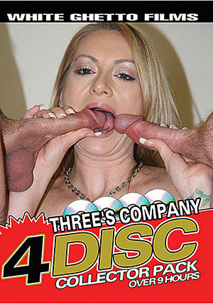 Three's Company (4 Disc Set)