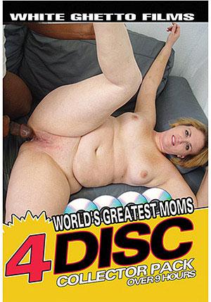 Worlds Greatest Moms (4 Disc Set)