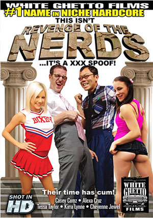 This Isn't Revenge Of The Nerds It's A XXX Spoof