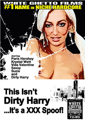 This Isn't Dirty Harry It's A XXX Spoof