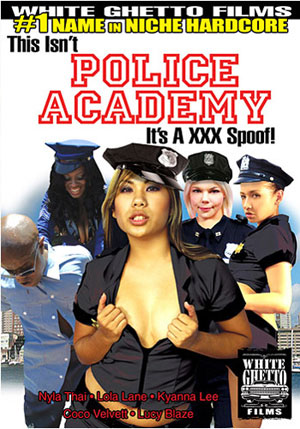 This Isn't Police Academy It's A XXX Spoof