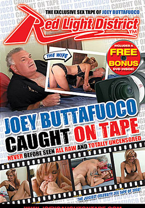Joey Buttafuoco Caught On Tape (2 Disc Set)