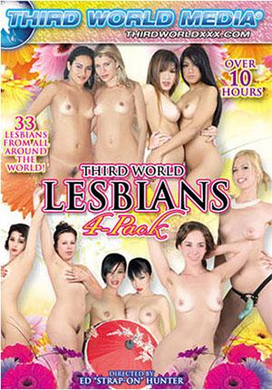 Third World Lesbians 4 Pack (4 Disc Set)