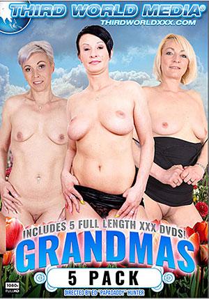Grandmas 5 Pack (5 Disc Set)