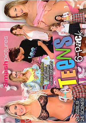 Teens 6 Pack (6 Disc Set)