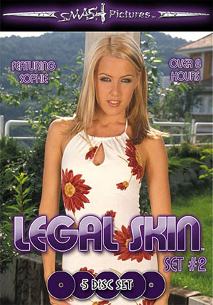 Legal Skin 5 Pack 2 (5 Disc Set)