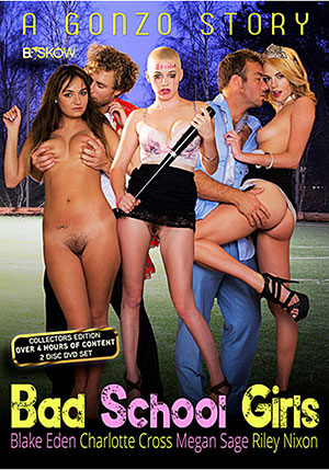 A Gonzo Story 6: Bad School Girls (2 Disc Set)