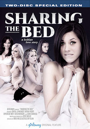 Sharing The Bed (2 Disc Set)