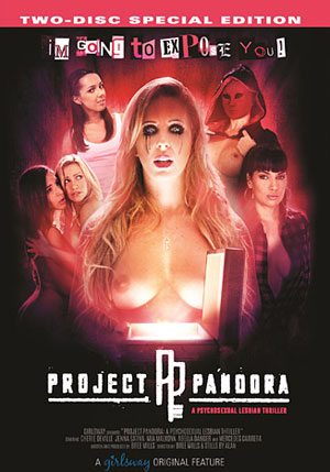 Project Pandora ^stb;2 Disc Set^sta;