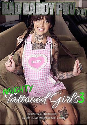 Naughty Tattooed Girls 3