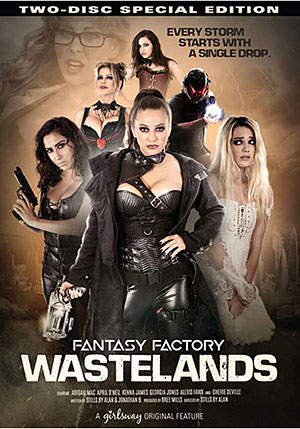 Fantasy Factory Wastelands (2 Disc Set)