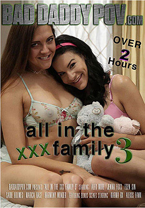 All In The XXX Family 3