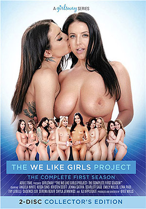 The We Like Girls Project: First Season (2 Disc Set)