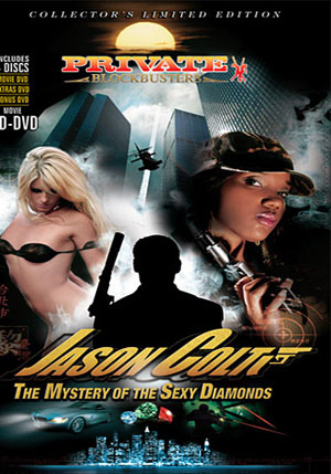 Jason Colt: Mystery Of The Sexy Diamonds (4 Disc Set)