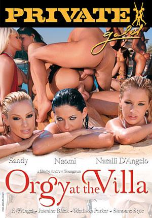 Private Gold 103: Orgy At The Villa