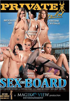 Private Gold: Sex On Board