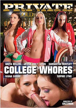 Private Gold: College Whores (w/ Bonus Title)