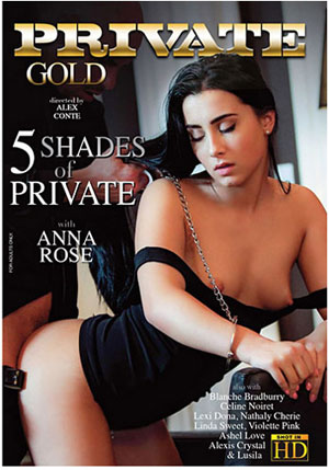 Private Gold: 5 Shades Of Private