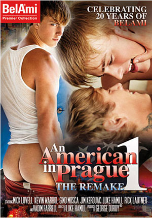 An American In Prague: The Remake 1
