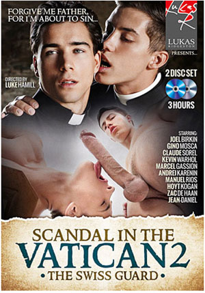 Scandal In The Vatican 2 ^stb;2 Disc Set^sta;