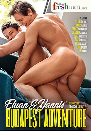 Eluan and Yanni's Budapest Adventure