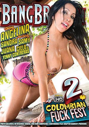 Big ass columbian cielo - 3 part 4