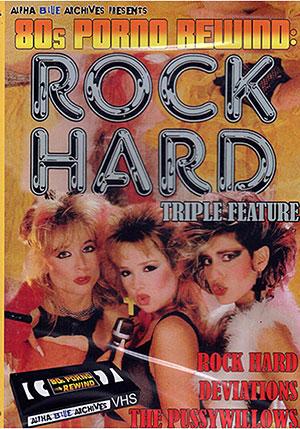 80s Porno Rewind: Rock Hard Triple Feature