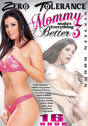 Mommy Makes Everything Better 3 (4 Disc Set)