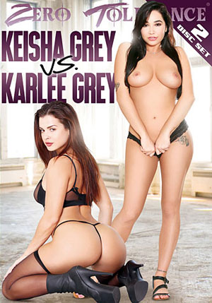 Keisha Grey Vs. Karlee Grey (2 Disc Set)