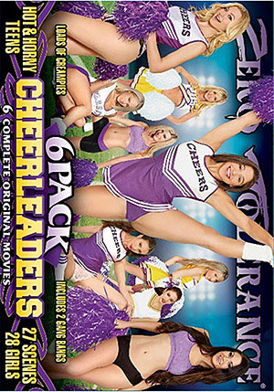 Zero Tolerance 6 Pack Cheerleaders (6 Disc Set)