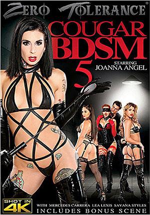 Cougar BDSM 5